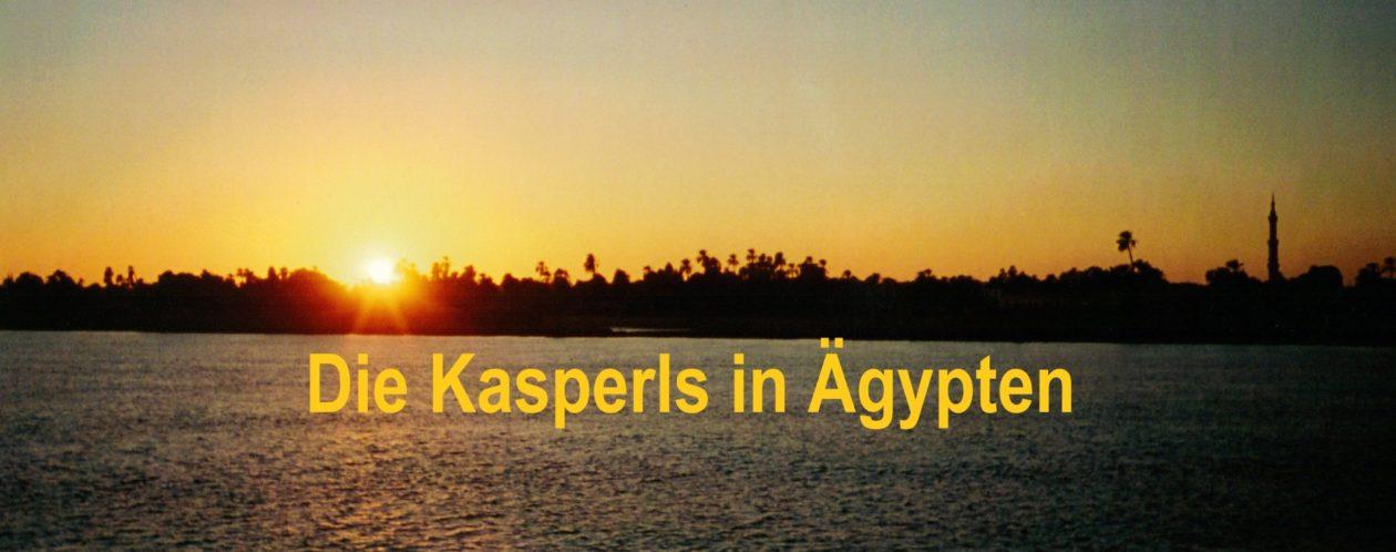 Die Kasperls in Ägypten